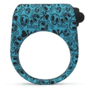 tokidoki x Lovehoney Wildstyle Single Speed Silicone Love Ring